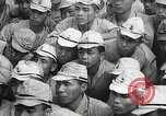 Image of Japanese submarine departs for a mission Indian Ocean, 1942, second 28 stock footage video 65675022287