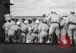 Image of Japanese submarine departs for a mission Indian Ocean, 1942, second 44 stock footage video 65675022287