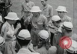 Image of Japanese submarine departs for a mission Indian Ocean, 1942, second 53 stock footage video 65675022287