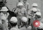 Image of Japanese submarine departs for a mission Indian Ocean, 1942, second 54 stock footage video 65675022287