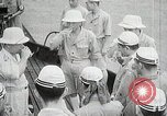 Image of Japanese submarine departs for a mission Indian Ocean, 1942, second 55 stock footage video 65675022287