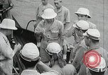 Image of Japanese submarine departs for a mission Indian Ocean, 1942, second 60 stock footage video 65675022287