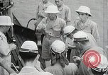 Image of Japanese submarine departs for a mission Indian Ocean, 1942, second 61 stock footage video 65675022287