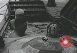 Image of Routine activities of Japanese sailors on submarine at sea Japan, 1941, second 43 stock footage video 65675022304
