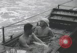 Image of Routine activities of Japanese sailors on submarine at sea Japan, 1941, second 48 stock footage video 65675022304