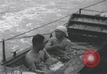 Image of Routine activities of Japanese sailors on submarine at sea Japan, 1941, second 49 stock footage video 65675022304