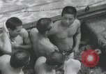Image of Routine activities of Japanese sailors on submarine at sea Japan, 1941, second 51 stock footage video 65675022304