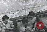 Image of Routine activities of Japanese sailors on submarine at sea Japan, 1941, second 52 stock footage video 65675022304
