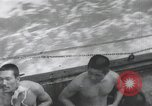 Image of Routine activities of Japanese sailors on submarine at sea Japan, 1941, second 53 stock footage video 65675022304