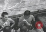 Image of Routine activities of Japanese sailors on submarine at sea Japan, 1941, second 54 stock footage video 65675022304
