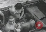Image of Routine activities of Japanese sailors on submarine at sea Japan, 1941, second 55 stock footage video 65675022304