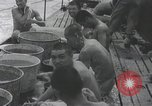 Image of Routine activities of Japanese sailors on submarine at sea Japan, 1941, second 56 stock footage video 65675022304