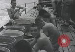 Image of Routine activities of Japanese sailors on submarine at sea Japan, 1941, second 57 stock footage video 65675022304