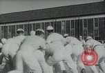 Image of Japanese sailors completing training in World War 2 Japan, 1942, second 24 stock footage video 65675022309