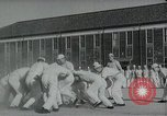 Image of Japanese sailors completing training in World War 2 Japan, 1942, second 27 stock footage video 65675022309
