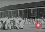 Image of Japanese sailors completing training in World War 2 Japan, 1942, second 28 stock footage video 65675022309