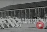 Image of Japanese sailors completing training in World War 2 Japan, 1942, second 29 stock footage video 65675022309