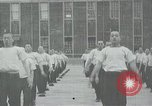 Image of Japanese sailors completing training in World War 2 Japan, 1942, second 30 stock footage video 65675022309