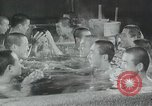 Image of Japanese sailors completing training in World War 2 Japan, 1942, second 48 stock footage video 65675022309