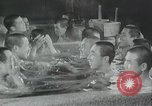 Image of Japanese sailors completing training in World War 2 Japan, 1942, second 49 stock footage video 65675022309