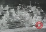 Image of Japanese sailors completing training in World War 2 Japan, 1942, second 52 stock footage video 65675022309