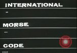 Image of International Morse code United States USA, 1966, second 29 stock footage video 65675022310