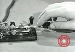 Image of International Morse code United States USA, 1966, second 26 stock footage video 65675022314