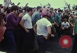 Image of USO troupe Vietnam, 1972, second 57 stock footage video 65675022329