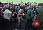 Image of USO troupe Vietnam, 1972, second 59 stock footage video 65675022329
