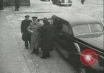 Image of Vyacheslav Mikhaylovich Molto and General Charles de Gaulle Moscow Russia Soviet Union, 1944, second 17 stock footage video 65675022349