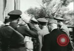 Image of King Mohammed Zahir Shah and Prime Minister Daud Khan Afghanistan, 1959, second 46 stock footage video 65675022350