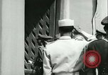 Image of King Mohammed Zahir Shah and Prime Minister Daud Khan Afghanistan, 1959, second 48 stock footage video 65675022350