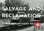 Image of Salvage and Reclamation Europe, 1947, second 12 stock footage video 65675022352