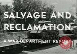 Image of Salvage and Reclamation Europe, 1947, second 13 stock footage video 65675022352