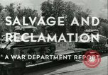Image of Salvage and Reclamation Europe, 1947, second 17 stock footage video 65675022352