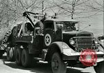 Image of military salvage operations Europe, 1947, second 3 stock footage video 65675022353
