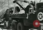 Image of military salvage operations Europe, 1947, second 4 stock footage video 65675022353