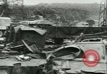Image of military salvage operations Europe, 1947, second 21 stock footage video 65675022353