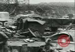 Image of military salvage operations Europe, 1947, second 22 stock footage video 65675022353