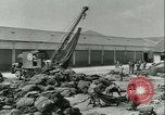 Image of military salvage operations Europe, 1947, second 38 stock footage video 65675022353
