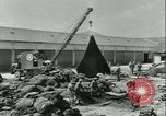 Image of military salvage operations Europe, 1947, second 40 stock footage video 65675022353