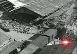 Image of military salvage operations Europe, 1947, second 47 stock footage video 65675022353