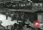 Image of military salvage operations Europe, 1947, second 53 stock footage video 65675022353