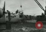 Image of Reclaiming Salvaged Aircrafts Davis-Monthan AFB Arizona USA, 1947, second 51 stock footage video 65675022356