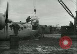 Image of Reclaiming Salvaged Aircrafts Davis-Monthan AFB Arizona USA, 1947, second 52 stock footage video 65675022356