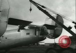 Image of Reclaiming Salvaged Aircrafts Davis-Monthan AFB Arizona USA, 1947, second 53 stock footage video 65675022356