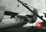 Image of Reclaiming Salvaged Aircrafts Davis-Monthan AFB Arizona USA, 1947, second 54 stock footage video 65675022356