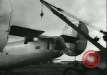Image of Reclaiming Salvaged Aircrafts Davis-Monthan AFB Arizona USA, 1947, second 56 stock footage video 65675022356