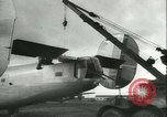 Image of Reclaiming Salvaged Aircrafts Davis-Monthan AFB Arizona USA, 1947, second 57 stock footage video 65675022356