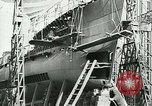 Image of Spanish submarines Spain, 1942, second 51 stock footage video 65675022358